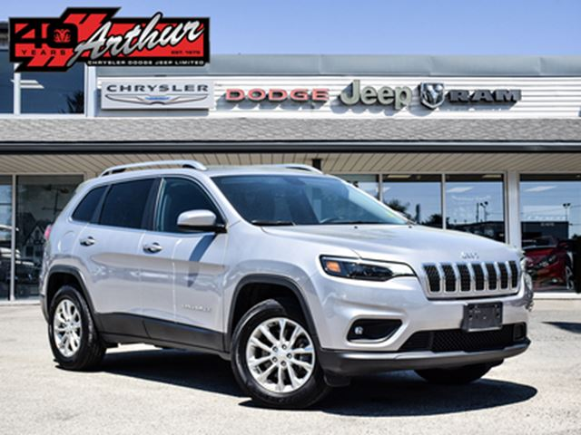 2019 Jeep Cherokee Used North in