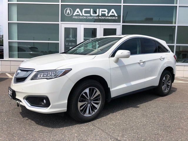 2017 Acura RDX Elite Pkg in