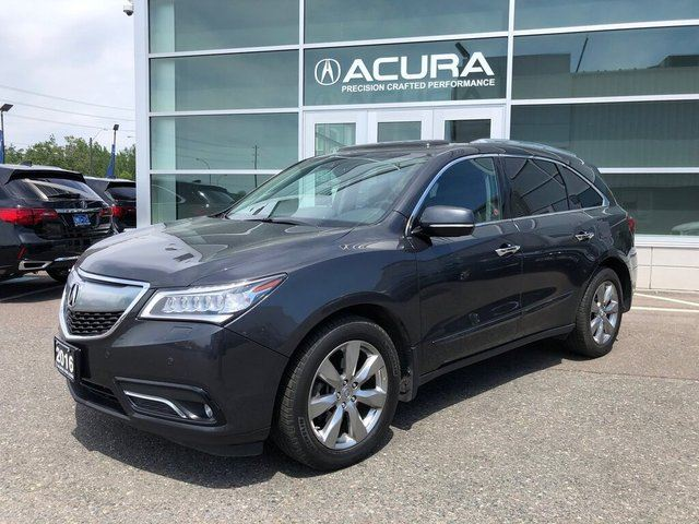 2016 Acura MDX Elite Pkg in