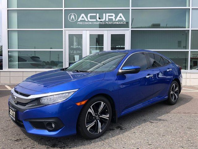 2017 Honda Civic Touring COMPACT FUEL SAVER! in