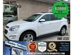 2016 Chevrolet Equinox AWD 4dr LT in Winnipeg, Manitoba