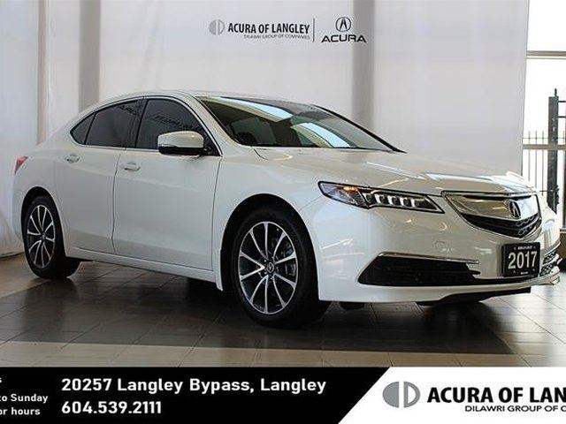 2017 Acura TLX V6 Tech in