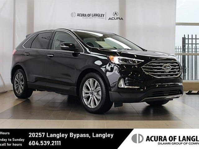 2019 Ford Edge Titanium in