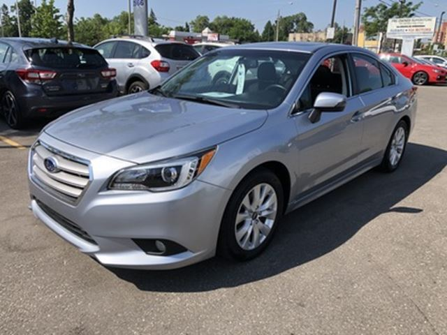 2017 Subaru Legacy Touring Pkg. FROM 1.99% FINANCING AVAILABLE in