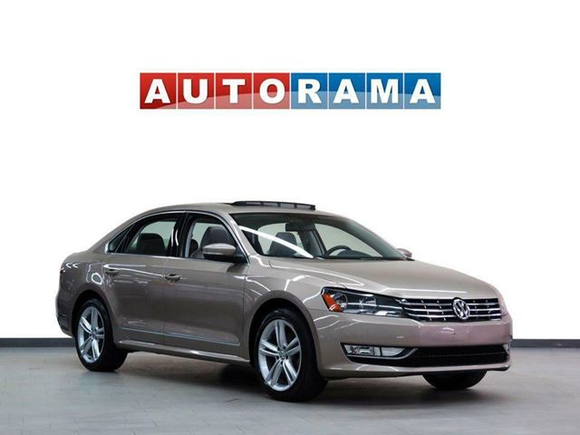 2015 Volkswagen Passat TDI Highline Leather Navigation Backup Camera in
