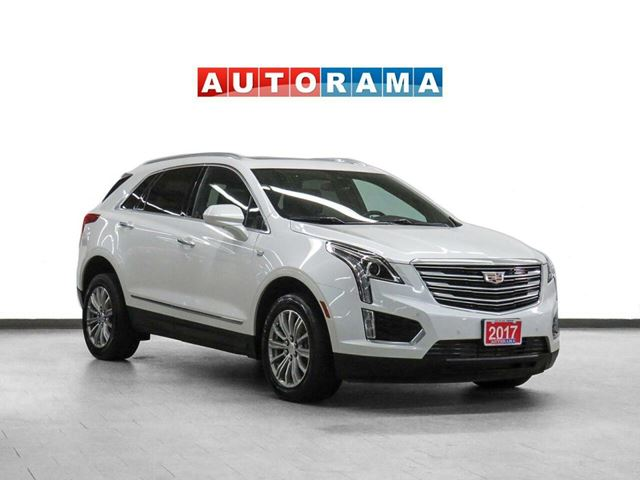 2017 Cadillac XT5 Luxury AWD Nav Leather PanoRoof Cooled Seats in
