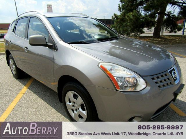 2009 Nissan Rogue 2.5L - S - AWD in