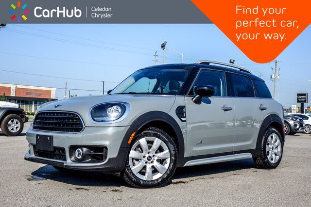 2020 MINI Cooper Countryman Cooper AWD Only 52 KM Dual Pane Sunroof Backup Camera Bluetooth Heated Front Seats 17Rims in