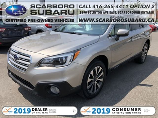 2017 Subaru Outback 5dr Wgn CVT 2.5i Limited w-Tech Pkg in