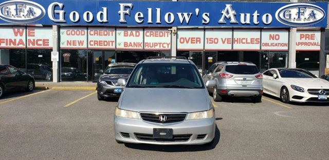 2003 Honda Odyssey EX MODEL, 3.5L 6CYL, LEATHER SEATS, ALLOY RIMS in