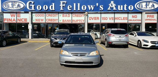2002 Honda Civic SI MODEL, SUNROOF, ALLOY, AC, FWD, 1.7L 4CYL,COUPE in
