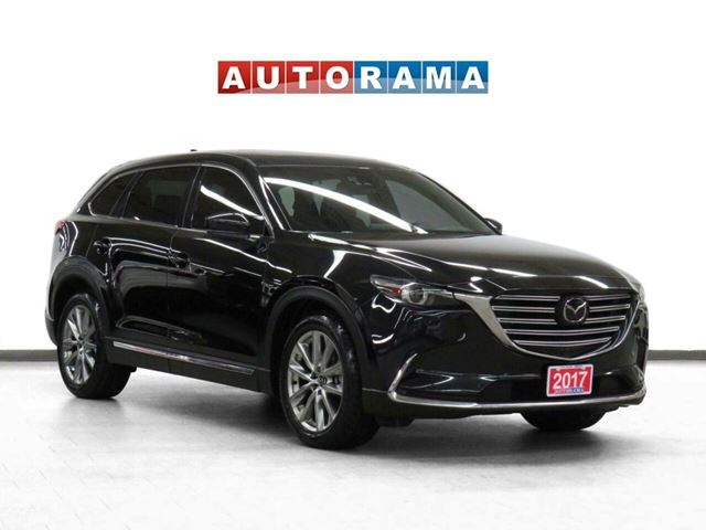 2017 Mazda CX-9 Signature AWD Leather Nav Sunroof Backup Cam in