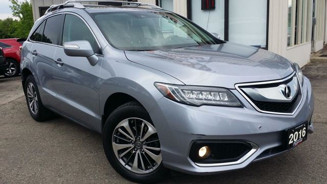 2016 Acura RDX ELITE AWD - LEATHER! NAV! BACK-UP CAM! BSM! in