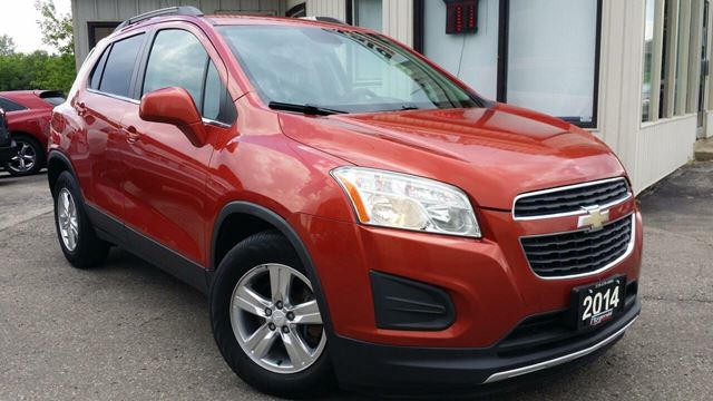 2014 Chevrolet Trax 2LT FWD - ALLOYS! BACK-UP CAM! REMOTE START! TO in