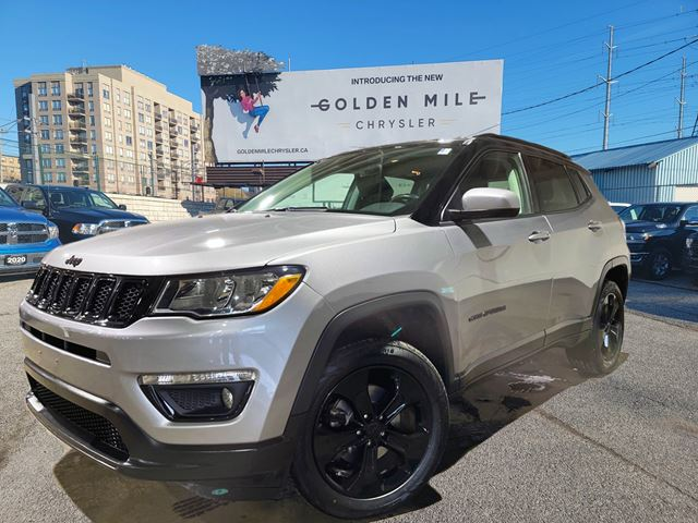 2018 Jeep Compass North in