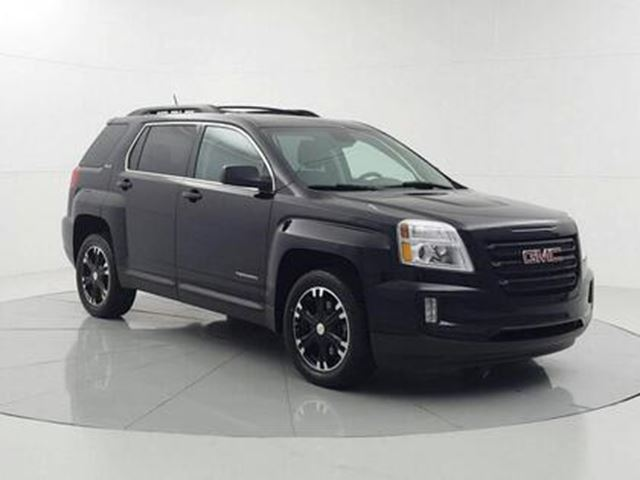 2017 GMC Terrain SLE   Locally Owned   Accident Free   AWD   Heated in Winnipeg, Manitoba