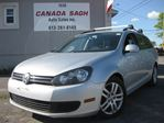 2011 Volkswagen Golf Wagon