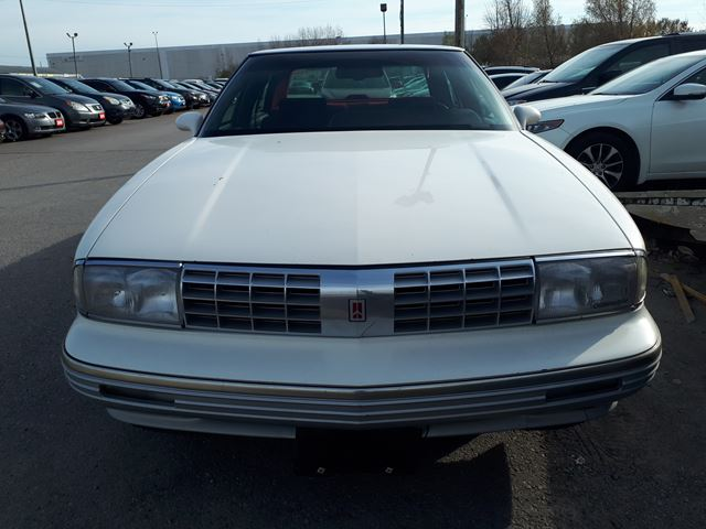 1992 Oldsmobile 98 Regency