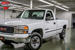 2000 GMC Sierra 2500HD