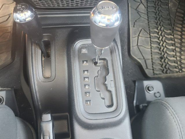 2011 Jeep Wrangler Unlimited