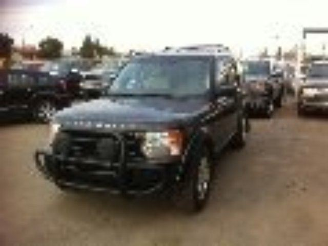 Elmwood Auto Sales >> USED 2009 Land Rover LR3 4.00 V6 SE - Edmonton | Wheels.ca